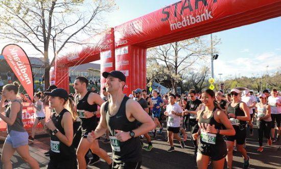 Australia's Largest Marathon Event Brings People Together