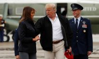 Trump, First Lady Tour Hurricane-Ravaged Florida Panhandle