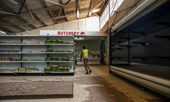 Shelves Empty as Specter of Hyperinflation Stalks Zimbabwe