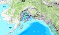 4.5 Magnitude Earthquake Hits Near Anchorage, Alaska