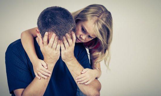 Should You Hide Negative Emotions From Children?