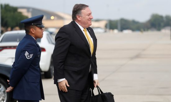 Trump Sends Pompeo to Saudi Arabia as King Denies Involvement in Columnist's Disappearance