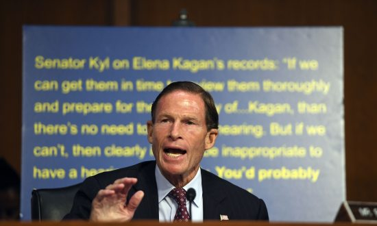 CT Sen. Blumenthal Promised CAIR That He Would Oppose Trump Nominees
