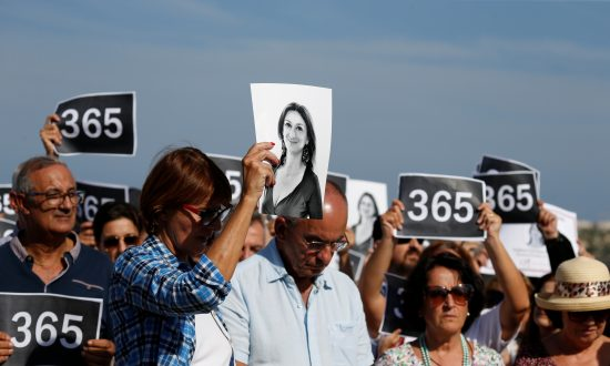 A Year After Journalist's Murder, Many Questions Unanswered on Malta