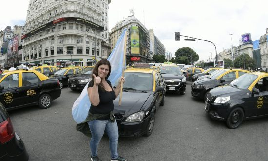 Argentina Uber Vandals Are Just That: Vandals