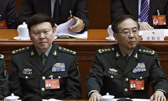 China Expels Two Top Former Generals from Communist Party for Corruption
