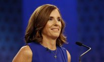McSally Accuses Sinema of Supporting 'Treason' in Tense Arizona Senate Debate