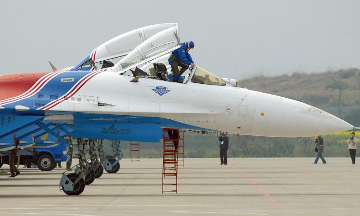 Russian jet intercepts US Navy spy plane over Black Sea