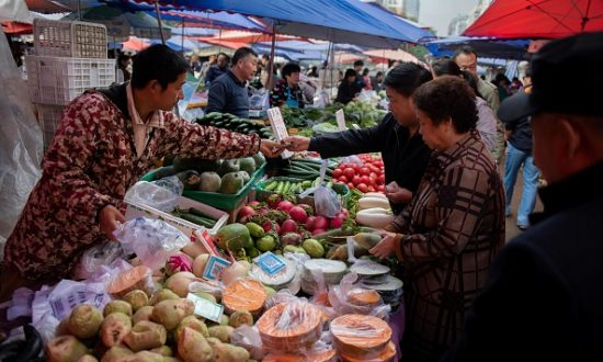 China's CPI Rose in September to Highest Level in 7 Months