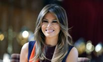 First Lady Sees Newborn Victims of Opioid Crisis