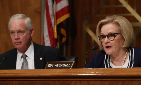 Senator McCaskill Hides Her Views From Voters, Staffers Say on Undercover Video