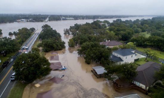 Body Found in Rain-Swollen Lake Amid Texas Flooding