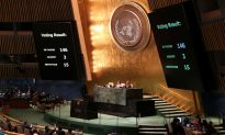 Palestinian Delegation Granted More Rights at UN G77 Meetings: US, Australia, Israel Vote No