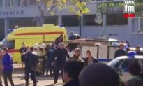 Mass Shooting at College in Crimea Leaves 18 Dead, Over 40 Wounded