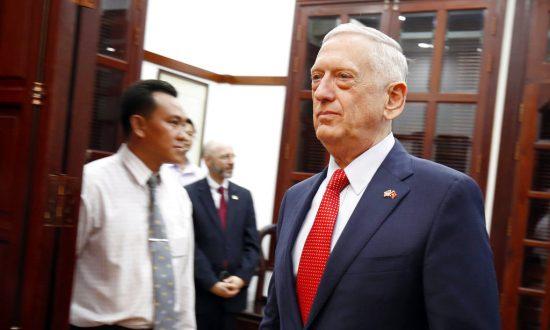 US Defense Secretary Mattis to Meet Chinese Counterpart Amid US-China Tensions