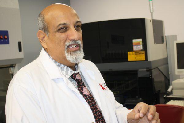 Professor Salim Karim.