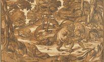 The Elusive Woodcut of Renaissance Italy: The Chiaroscuro