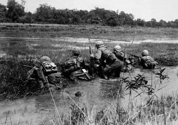 US army in Vietnam