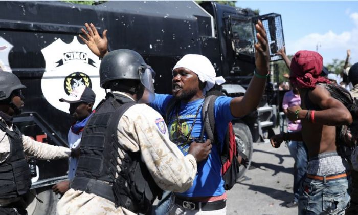 At Least One Dead in Violent Anti-Government Protests in Haiti