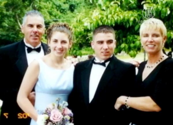 Steven Lancione and family