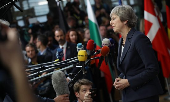 UK Prime Minister Puts Brexit Delay in the Cards at EU Talks