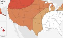 NOAA Predicts Warmer Winter for Much of the US
