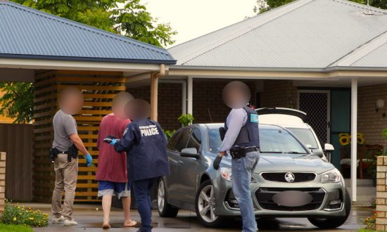 Child Stealing Operation Busted Across Australia, 4 Charged, Police Expect More