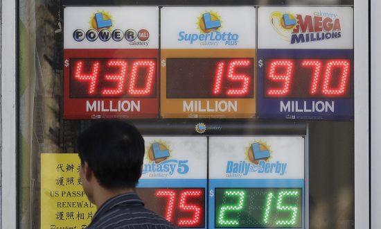 No Mega Millions Winner, Jackpot Climbs to $1.6 Billion