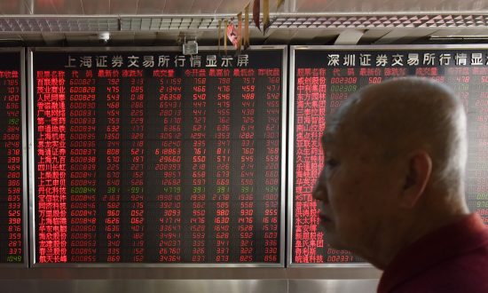 Stronger Headwinds Ahead for Chinese Stocks