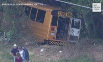 South Carolina Bus Crash Leaves 21 People Hospitalized
