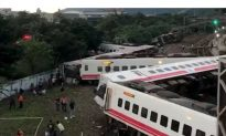 Taiwan Train Derailment Leaves 17 Dead and 126 Injured