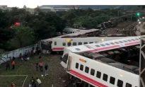 Taiwan Train Derailment Leaves 17 Dead and 126 Injured