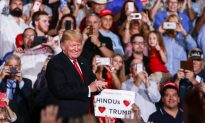 In Photos: Trump Rally in Mesa, Arizona