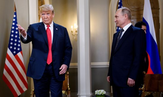 With Exit From INF Treaty, Trump Eyes Trilateral Nuclear Arms Pact With China, Russia