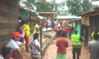 Landslide Killed 9 in Colombian Town