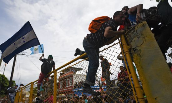 Trump Is Reducing, Stopping Aid to Honduras, El Salvador, and Guatemala for Failure to Stop Illegal Immigrants