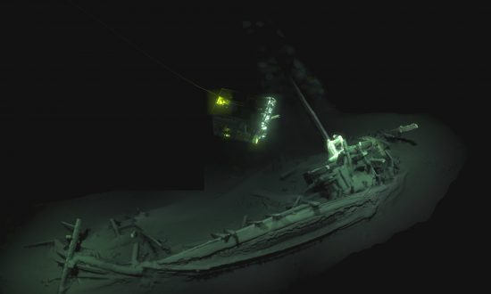Archaeologists Discover World's Oldest Intact Shipwreck at Bottom of Black Sea