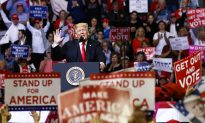 In Photos: Trump Rally in Houston, Texas