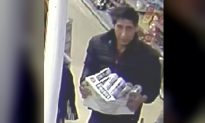 Ross From 'Friends' Lookalike Hunted by British Police