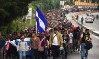 New Migrant Caravan of 15,000 Set to Leave Honduras in January