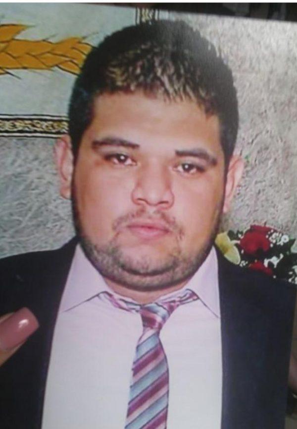 Javier Fernando Quezada Rosas has been missing