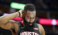 Houston Rockets: Harden Out for Two Games