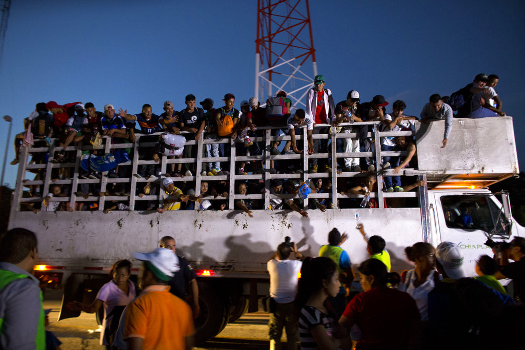 Migrants reject Mexico's offer for temporary status