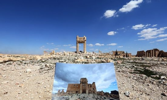 French Startup Uses Drones and 3D Images to Reconstruct War-torn Heritage Sites