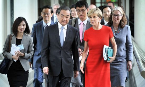 Beijing Exerted Pressure to Thwart Australia-Taiwan Free Trade Agreement: Former Foreign Minister