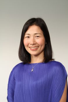 Megumi Kano, Technical Officer of World Health Organization on clean water and sanitation.