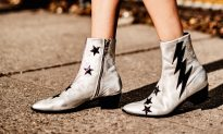 Bring Out Your Inner Rock Star With These Boots