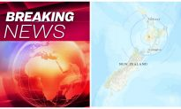 Earthquake With Magnitude of 6.0 Struck New Zealand
