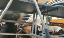 New Zealand Students Hide Under Desks During Powerful Earthquake