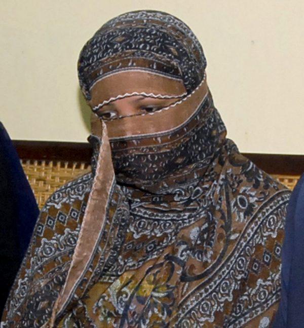 Asia Bibi Pakistani Christian woman